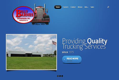 Billy Barnes Trucking